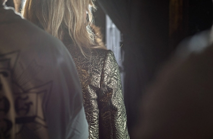 Zadig & Voltaire – Backstage Fall-Winter 13/14